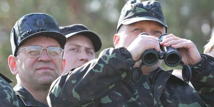 L'armée ukrainienne va entamer son opération antiterroriste