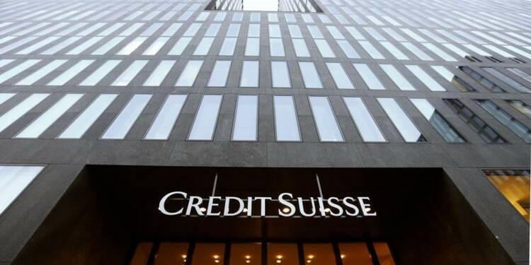 Credit Suisse règle un coûteux litige aux Etats-Unis