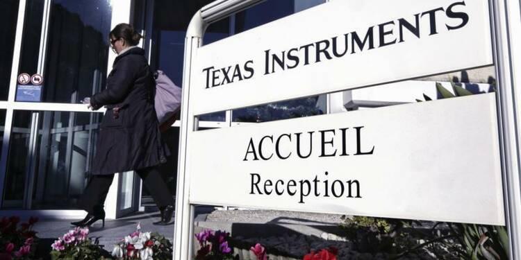 Reconversion réussie pour les salariés de Texas Instruments