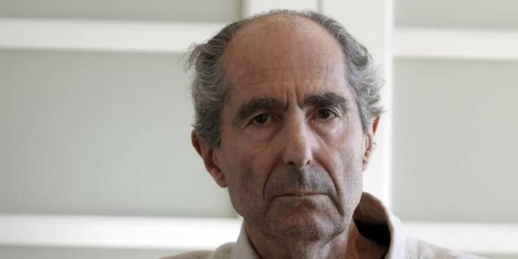 Le romancier Philip Roth confirme qu'il arrête d'écrire