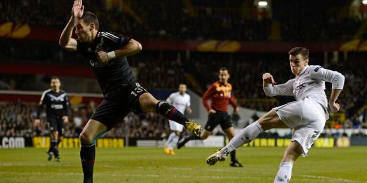 Ligue Europa: Bordeaux obtient le nul 1-1 à Kiev