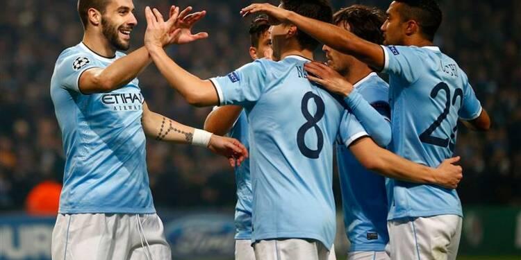 Ligue des champions: le Bayern et Manchester City qualifiés
