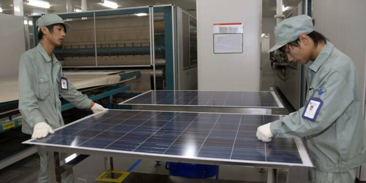 Panneaux solaires chinois: la taxe de Bruxelles ne convainc pas