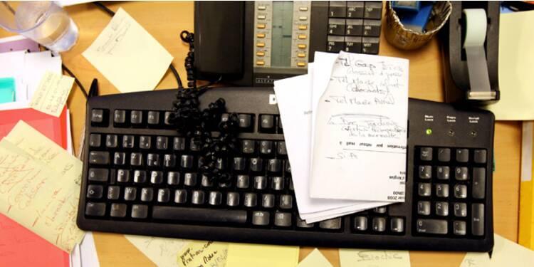 Le désordre, signe de créativité au travail