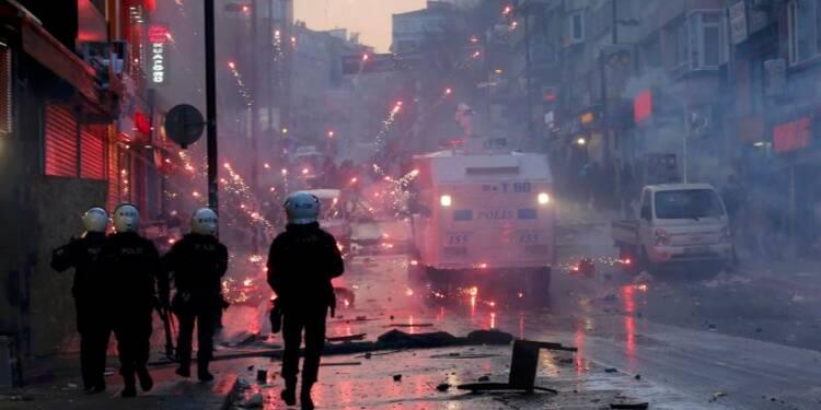 Affrontements en Turquie après la mort d'un adolescent