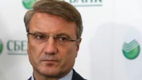Le DG de la première banque russe évoque une récession