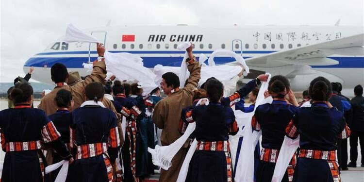 Ouverture au Tibet chinois du plus haut aéroport civil au monde