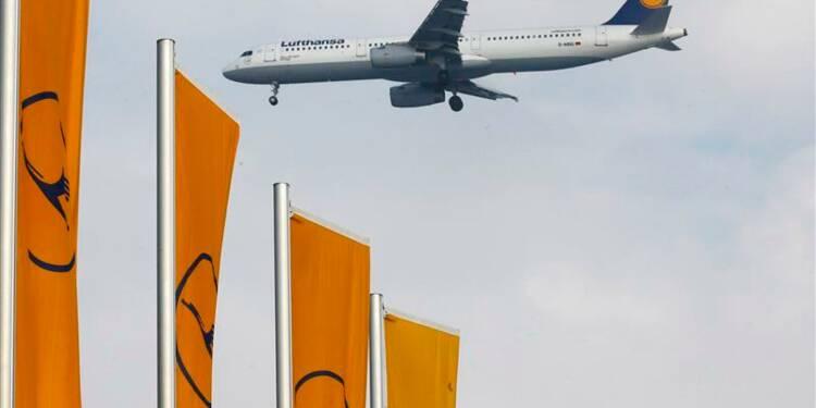 Lufthansa prévoit une hausse de son bénéfice d'exploitation