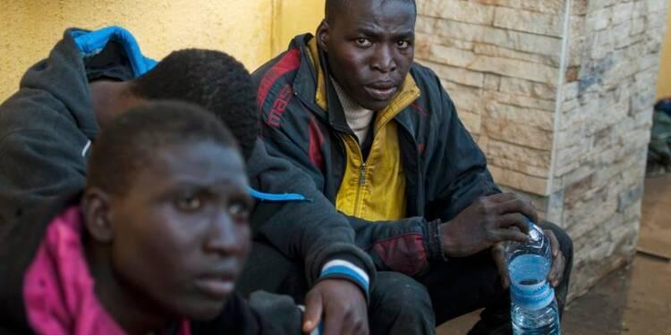 Nouvel assaut de migrants sur l'enclave espagnole de Melilla