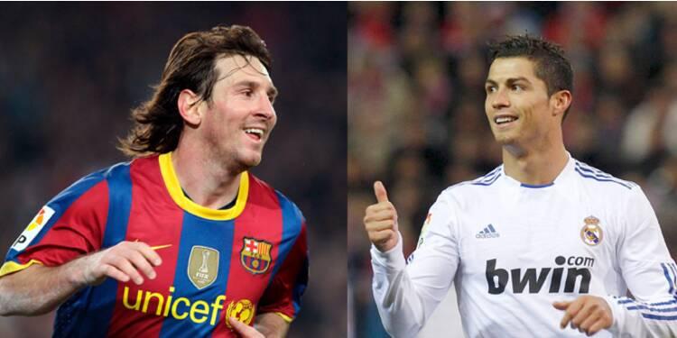 Messi, Beckham, Ronaldo… les footballeurs les mieux payés de la planète