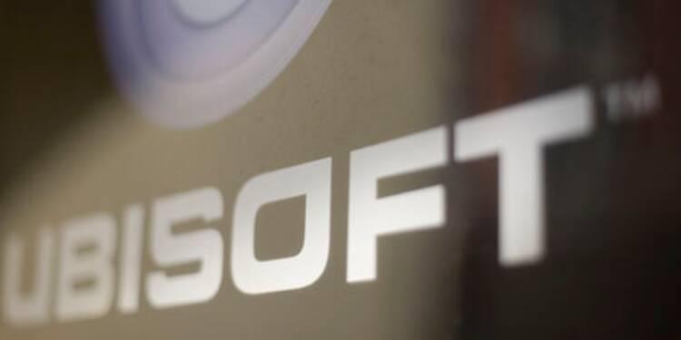 Ubisoft dévoile des chiffres trimestriels supérieurs aux attentes, le titre s'envole