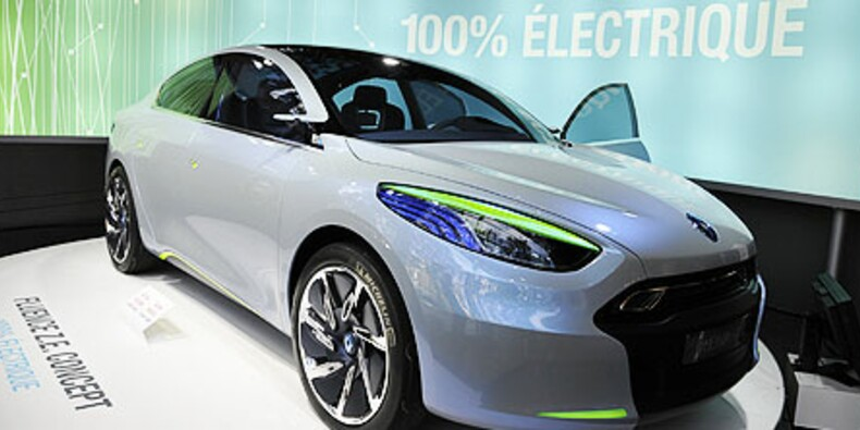 Le pari fou de Renault: miser sur la voiture 100% électrique