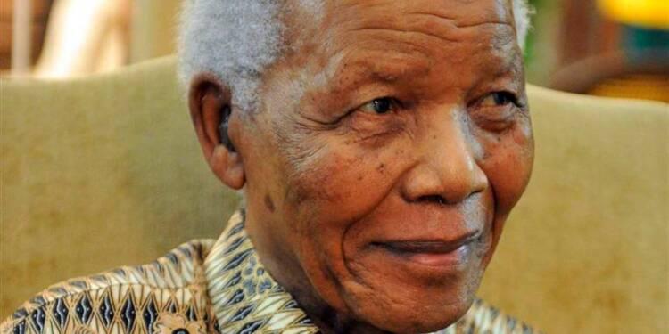 Nelson Mandela réagit bien au traitement