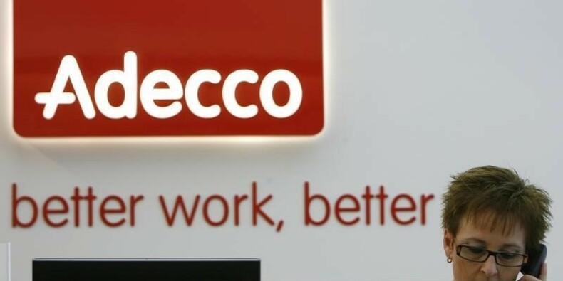 Adecco fait mieux que prévu au 4e trimestre