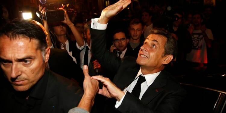 Nicolas Sarkozy dénonce une instrumentalisation de la justice