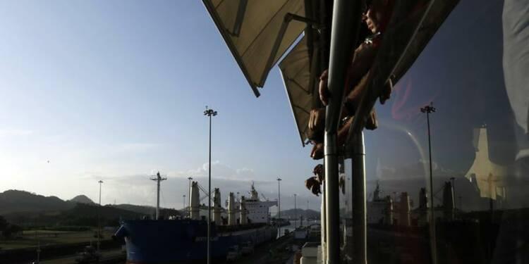 Arrêt des négociations sur le chantier du canal de Panama