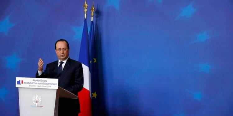 François Hollande menace Moscou de nouvelles sanctions de l'UE
