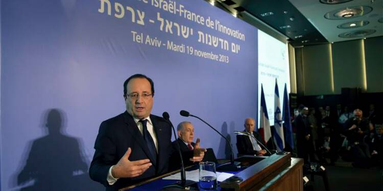 Hollande juge avoir remis la France dans le jeu au Proche-Orient