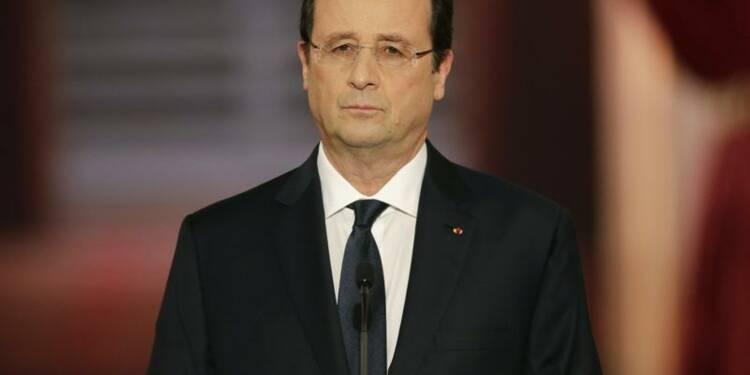 Hollande retrouve son plus bas niveau dans un sondage Ifop