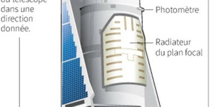 La Nasa renonce à réparer le télescope spatial Kepler