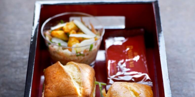 Pause déjeuner : les Français  prennent goût au « déj sur le pouce »