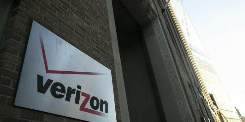 Verizon plus forte baisse du Dow après un trimestre jugé décevant