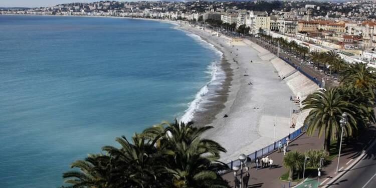 La série de vols continue sur la Côte-d'Azur