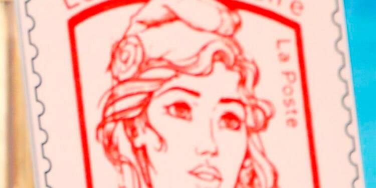 Le nouveau timbre Marianne suscite une polémique