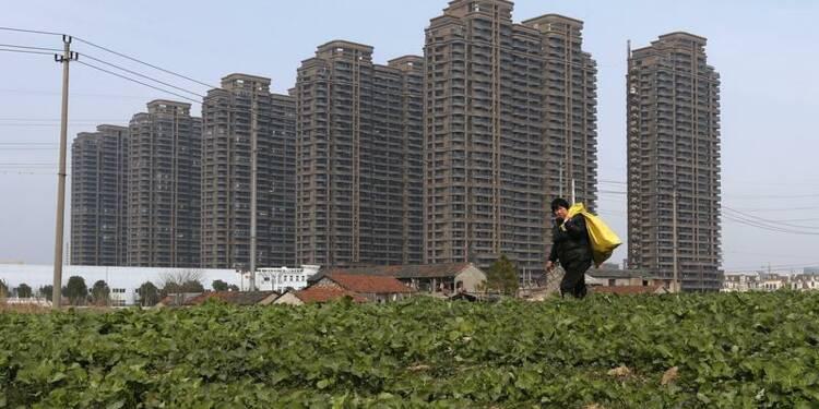 Les prix de l'immobilier ont ralenti en Chine en janvier