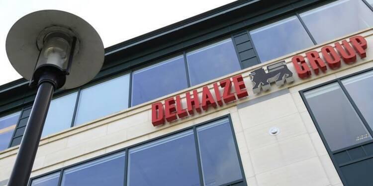La croissance des ventes de Delhaize neutralisée par le dollar