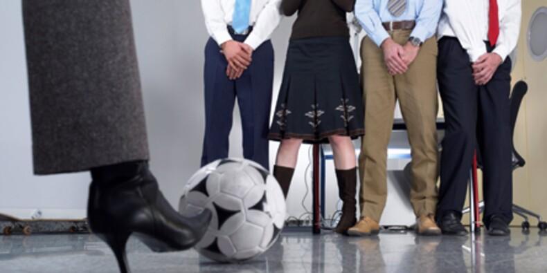 Managez votre équipe comme un entraîneur de football