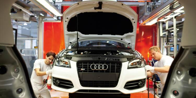 Audi ou la quête méthodique de la voiture parfaite