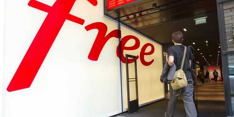Free voudrait une place dans le réseau partagé de SFR-Bouygues