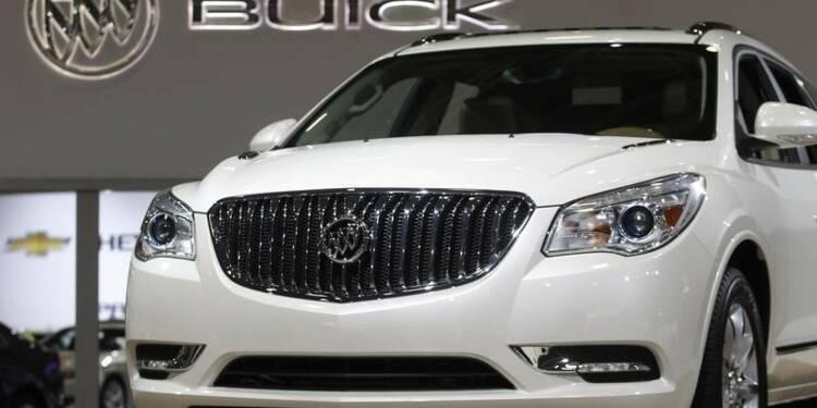 GM rappelle près de 52.000 SUV pour jauges d'essence inexactes