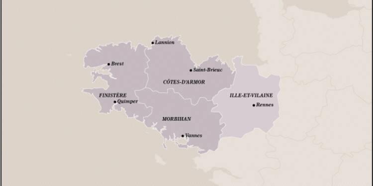 Bretagne (3ème) : avis de tempête  sur une région jusque-là préservée