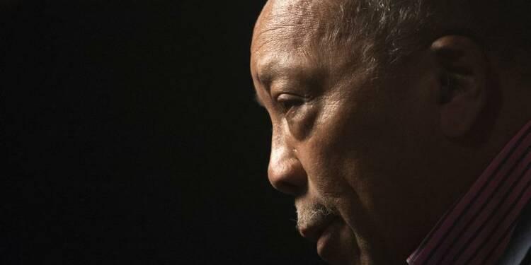 Plainte de Quincy Jones contre les héritiers de Michael Jackson