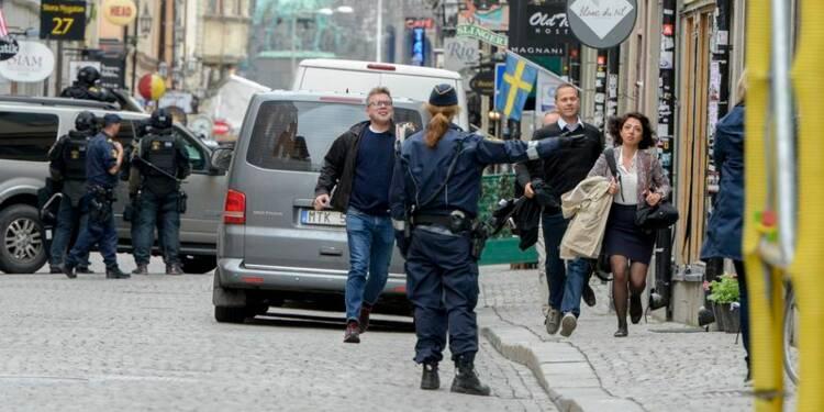 Le centre de Stockholm bouclé après une alerte à la bombe