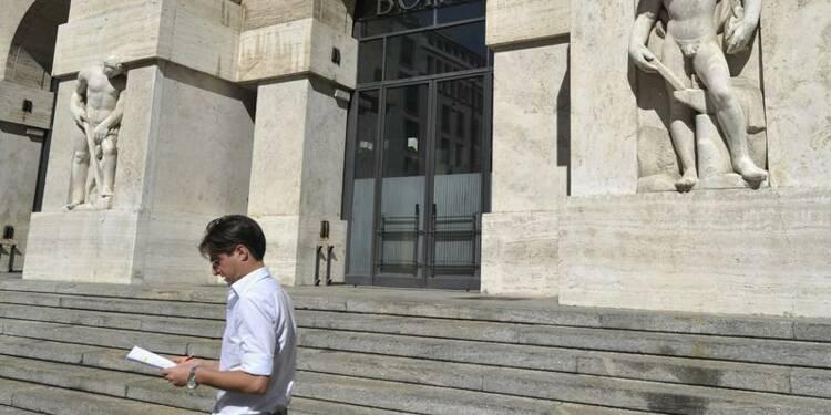Record européen pour une émission de dette indexée en Italie