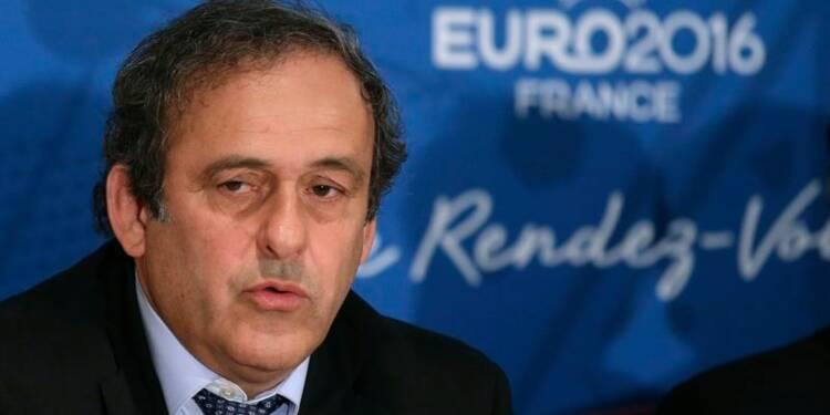 Football: les Bleus ouvriront l'Euro 2016 au Stade de France