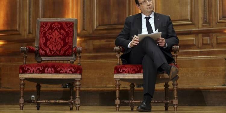 François Hollande entre volontarisme et renoncements