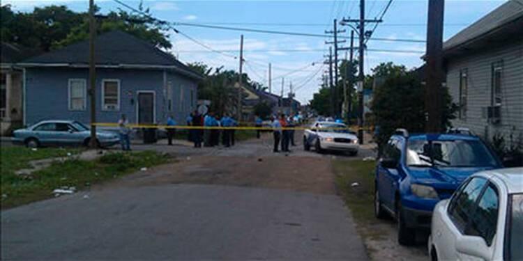 Fusillade lors d'un défilé à la Nouvelle-Orléans, 19 blessés