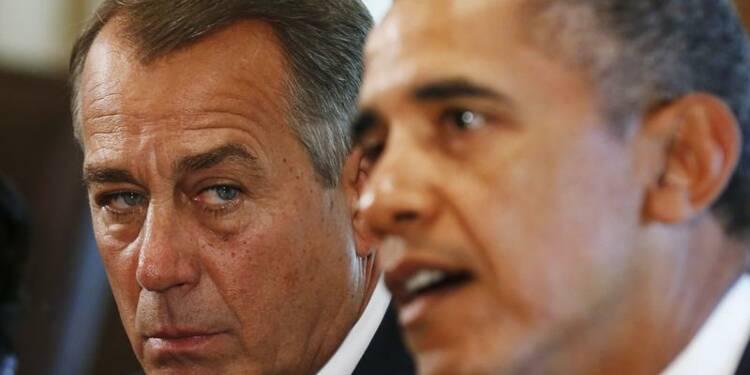 Les dirigeants du Congrès soutiennent Barack Obama sur la Syrie