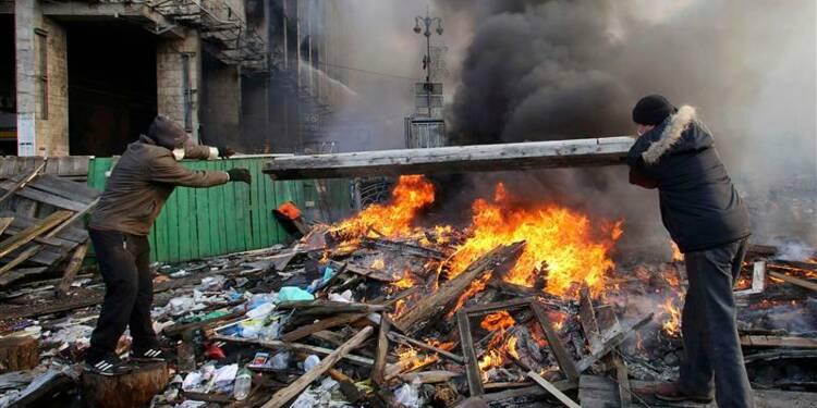 L'accord de sortie de crise en Ukraine a été signé