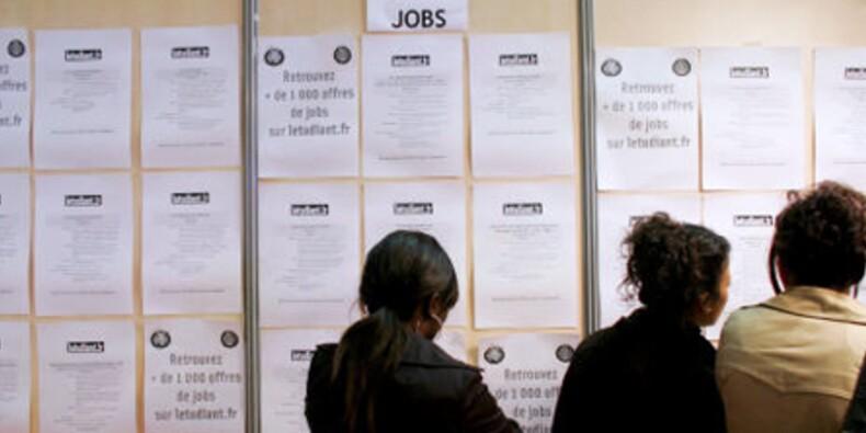 La France a détruit près de 32.000 emplois fin 2011