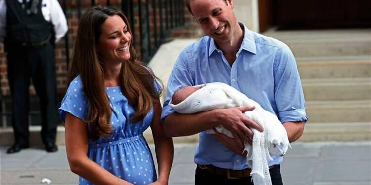 """Le monde attend maintenant le prénom du """"bébé royal"""""""
