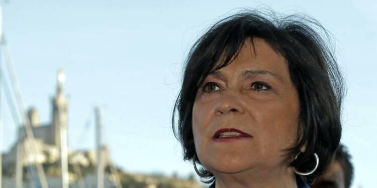 Marie-Arlette Carlotti éliminée de la primaire PS à Marseille