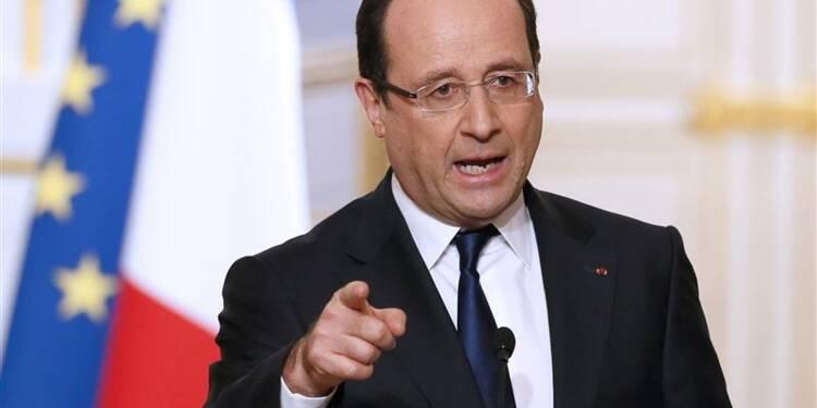François Hollande rejette tout changement de cap économique