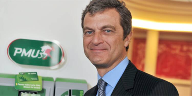 Les petits secrets du patron du PMU Philippe Germond