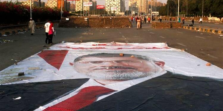 Les efforts diplomatiques s'intensifient en Egypte