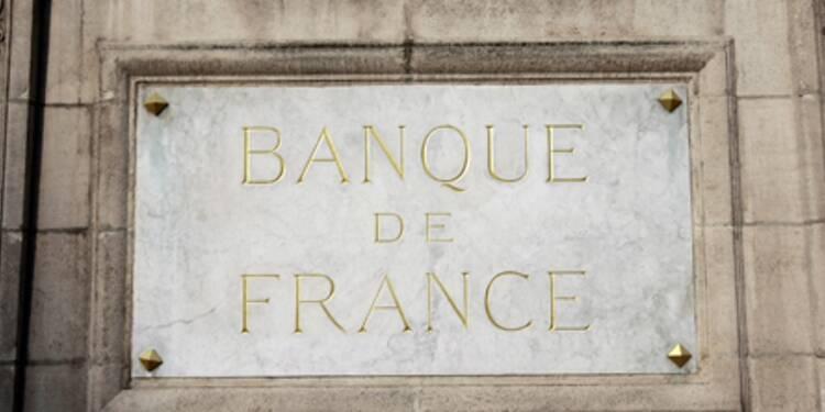 La Banque de France voit une croissance de 0,1% au 3e trimestre